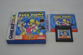 "Bugs Bunny & Lola Bunny ""Het Wortel Avontuur"" (GBC HOL CIB)"