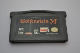 Wolfenstein 3D (GBA USA)