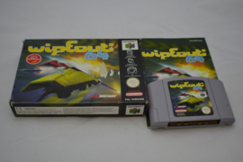 Wipeout (N64 NUS CIB)