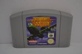 Aerofighters Assault (N64 EUR)