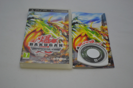 Bakugan Defenders Of The Core (PSP PAL CIB)