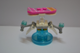 Lego Dimensions - Hoverboard Minifig w/ Base