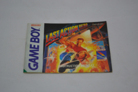 Last Action Hero (GB UKV MANUAL)