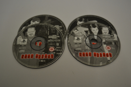 Fear Effect (PS1 PAL DISC)