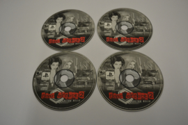 Fear Effect 2 (PS1 PSL DISC)