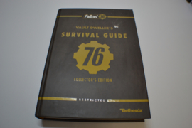 Fallout 76 Official Collector's Edition Guide Hardcover