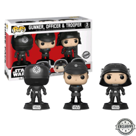 POP! Gunner / Officer / Trooper - Star Wars - 3 Pack Exclusive NEW