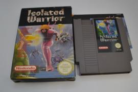 Isolated Warrior (NES FAH CIB)