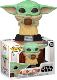 POP! The Child with Cup - Star Wars: The Mandalorian NEW