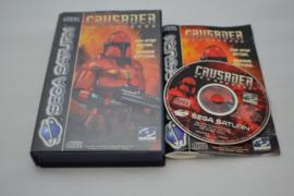 Crusader No Remorse (Saturn)