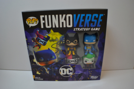 Funkoverse Strategy Game - DC | Board Game NEW