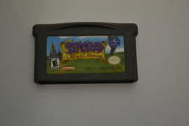 Spyro: Attack of the Rhynocs (GBA USA)