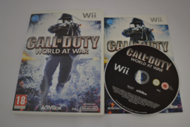 Call of Duty - World at War (Wii UXP)