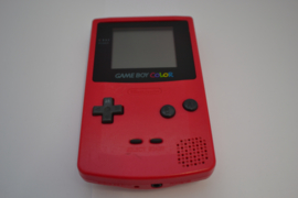 GameBoy Color 'Berry' (Red) USED