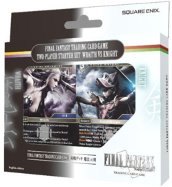 Final Fantasy TCG Two-Player Starter Set Wraith vs Knight