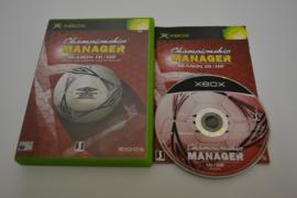 Championship Manager Season 01/02 (XBOX)