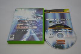 Dead or Alive 2 Ultimate (XBOX CIB)