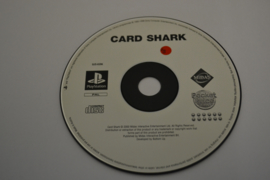 Card Shark (PS1 PAL DISC)