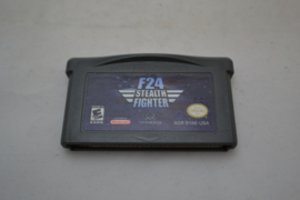 F24 Stealth Fighter (GBA USA)