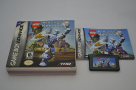 Lego Knights Kingdom (GBA USA CIB)