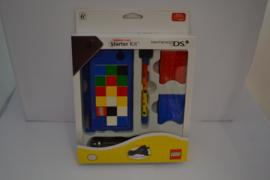 Nintendo DSi Lego Armor Case Starter Kit - NEW