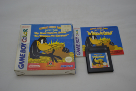 Daffy Duck - Un Trésor de Canard / Op Zoek naar de Schat (GBC FAH CIB)