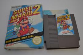 Super Mario Bros 2 (NES FAH CIB)