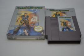 Snake's Revenge (NES FRA CIB)