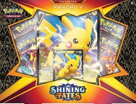 Shining Fates Pikachu V Box NEW