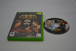 Star Wars: - - The Sith Lords (XBOX)