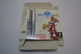 Sword Of Mana (GBA NHAU BOX ONLY)