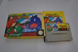 Super Mario World 2: Yoshi's Island (SNES FAH CIB)