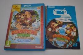 Donkey Kong Country Tropical Freeze - Nintendo Selects  (Wii U HOL)