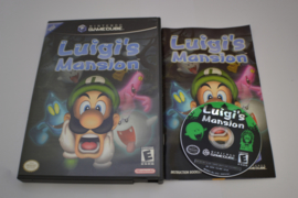 Luigi's Mansion (GC USA)