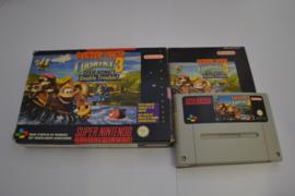 Donkey Kong Country 3 Dixie Kings Double Trouble Kong (SNES EUR CIB)