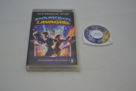 The Adventures Of Sharkboy And Lavagirl (PSP MOVIE)