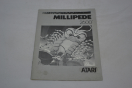 Millipede (ATARI MANUAL)