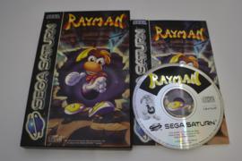 Rayman (SATURN)