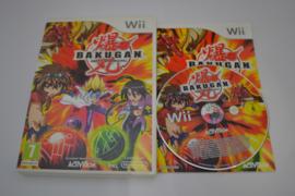 Bakugan Battle Brawlers (Wii HOL)