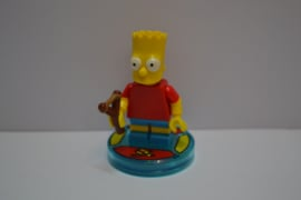 Lego Dimensions - Bart Simpson Minifig w/ Base