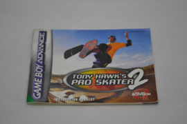 Tony Hawk's Pro Skater 4 (GBA UKV MANUAL)