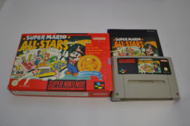Super Mario All Stars Super Classic Serie Like NEW (SNES ITA CIB)