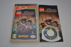 Lego Pirates Of The Caribbean (PSP PAL)