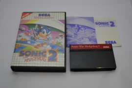 Sonic The Hedgehog 2 (MS CIB)