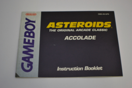 Asteroids (GB GPS MANUAL)