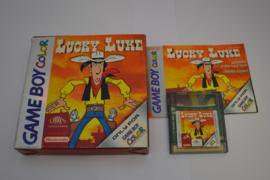 Lucky Luke (GBC FAH CIB)