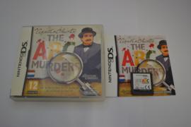 Agatha Christie - The Abc Murders (DS HOL)