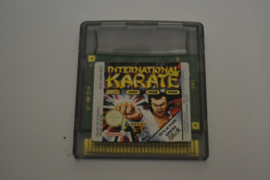 International Karate 2000 (GBC EUR)