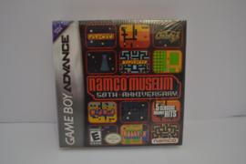 Namco Museum 50th Anniversary - SEALED (GBA USA)