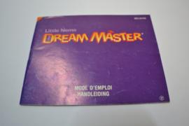 Little Nemo Dream Master (NES FAH MANUAL)
